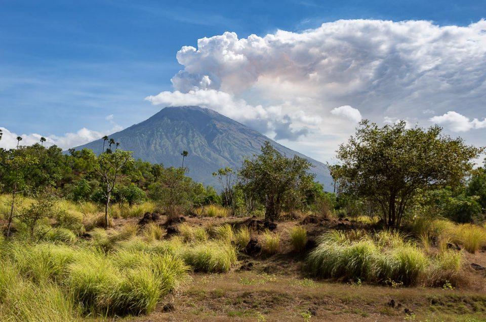 3 Days Around Agung Volcano in Bali