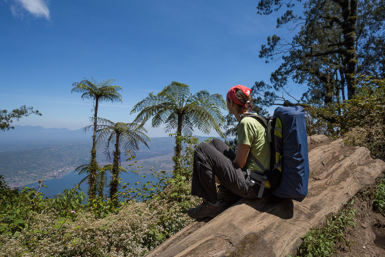Batur lake view photographer ionescu vlad