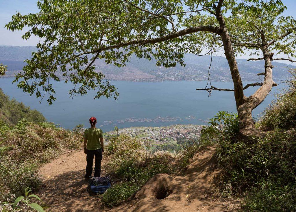 Batur lake mountain Bali photographer ionescu vlad