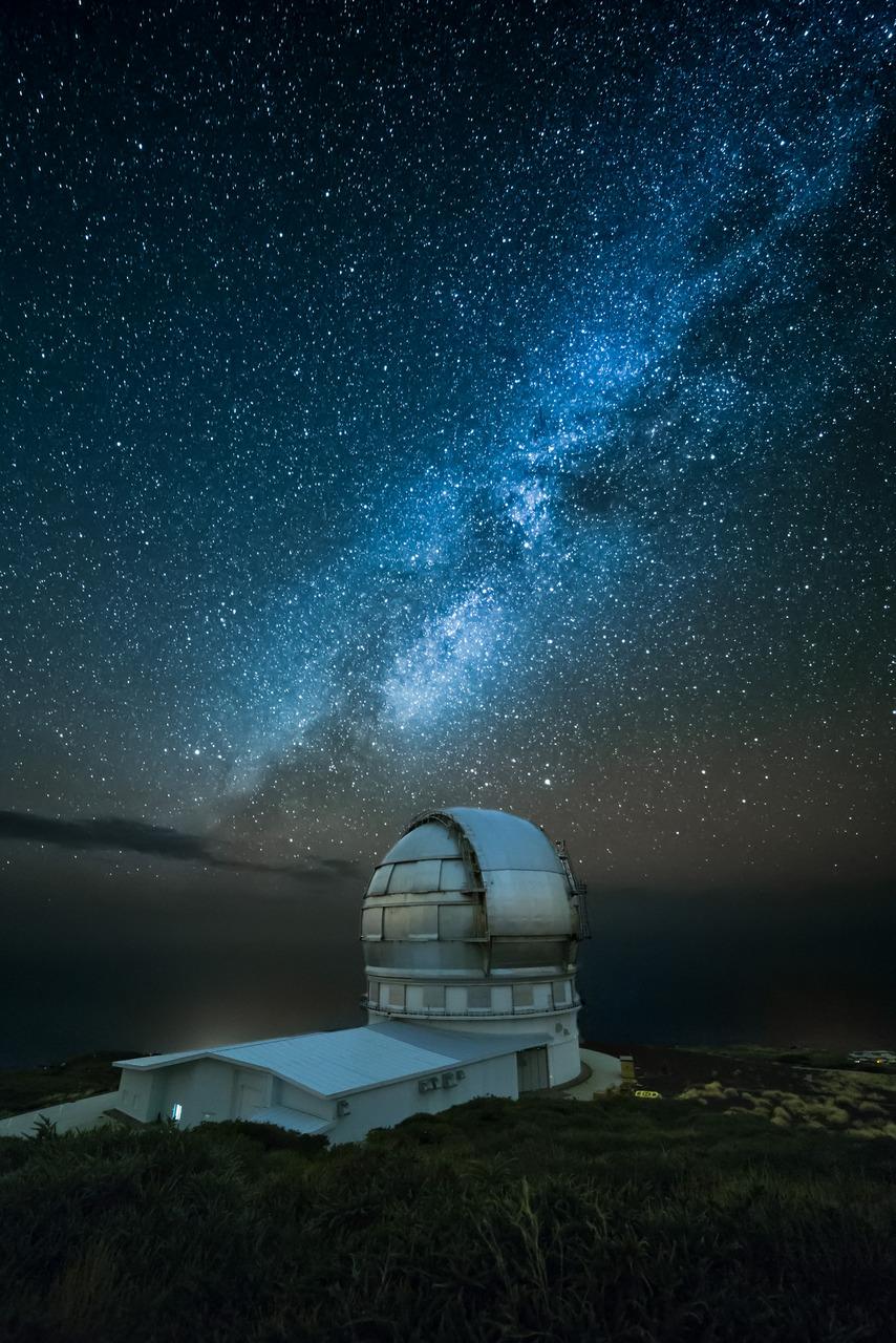 Gran telescopio canarias La Palma travel photographer ionescu vlad