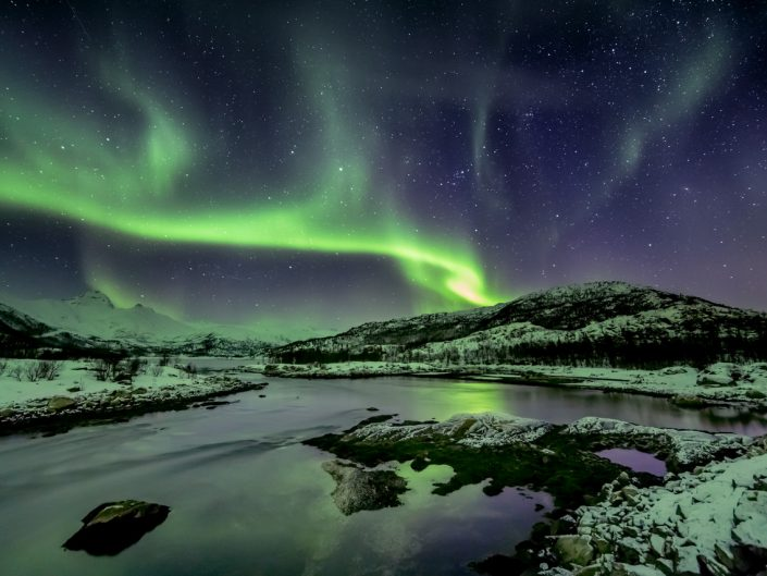 Lofoten islands Norvegia travel aurora borealis photographer ionescu vlad