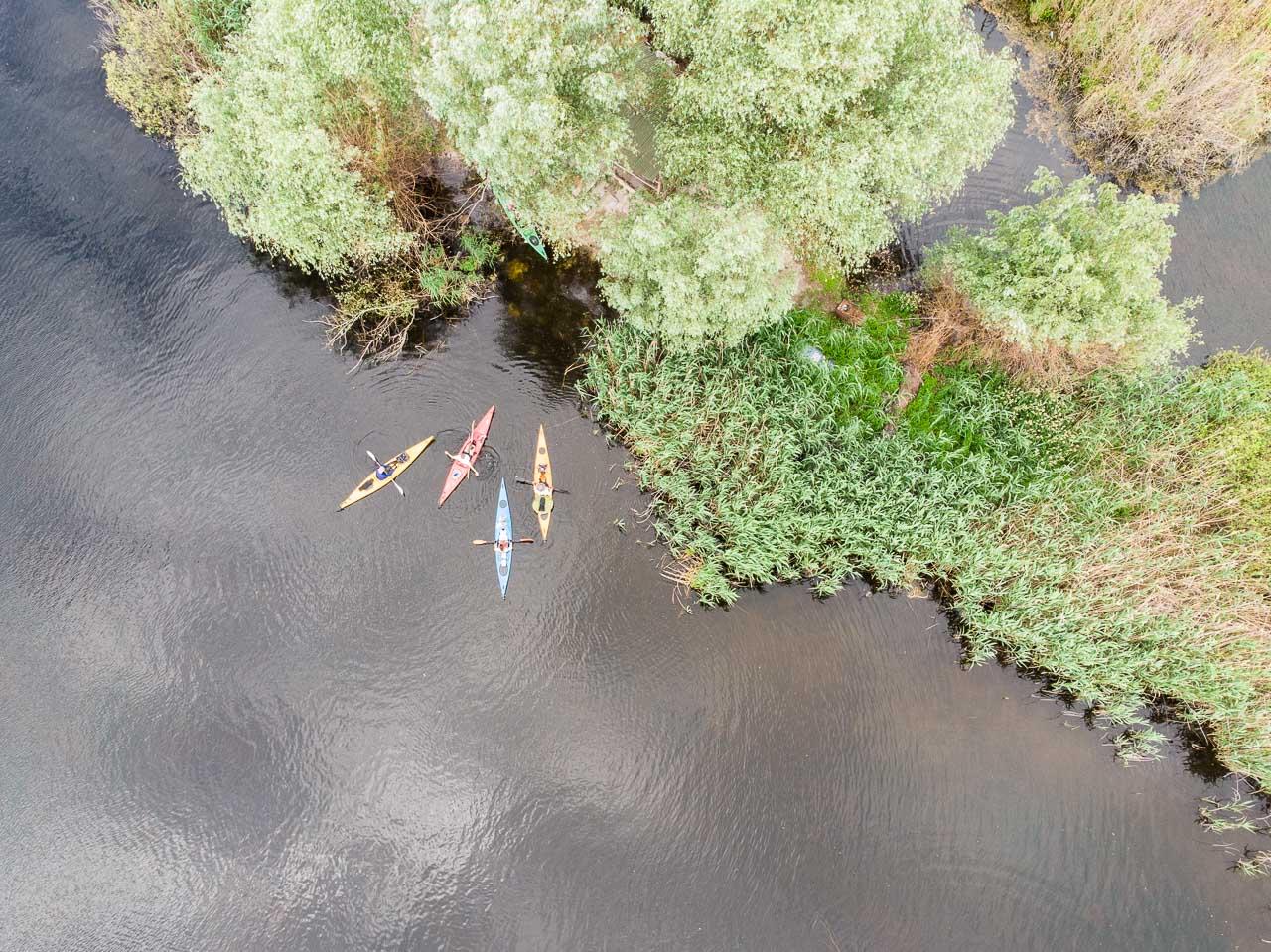 delta dunarii caiac barca fotograf ionescu vlad