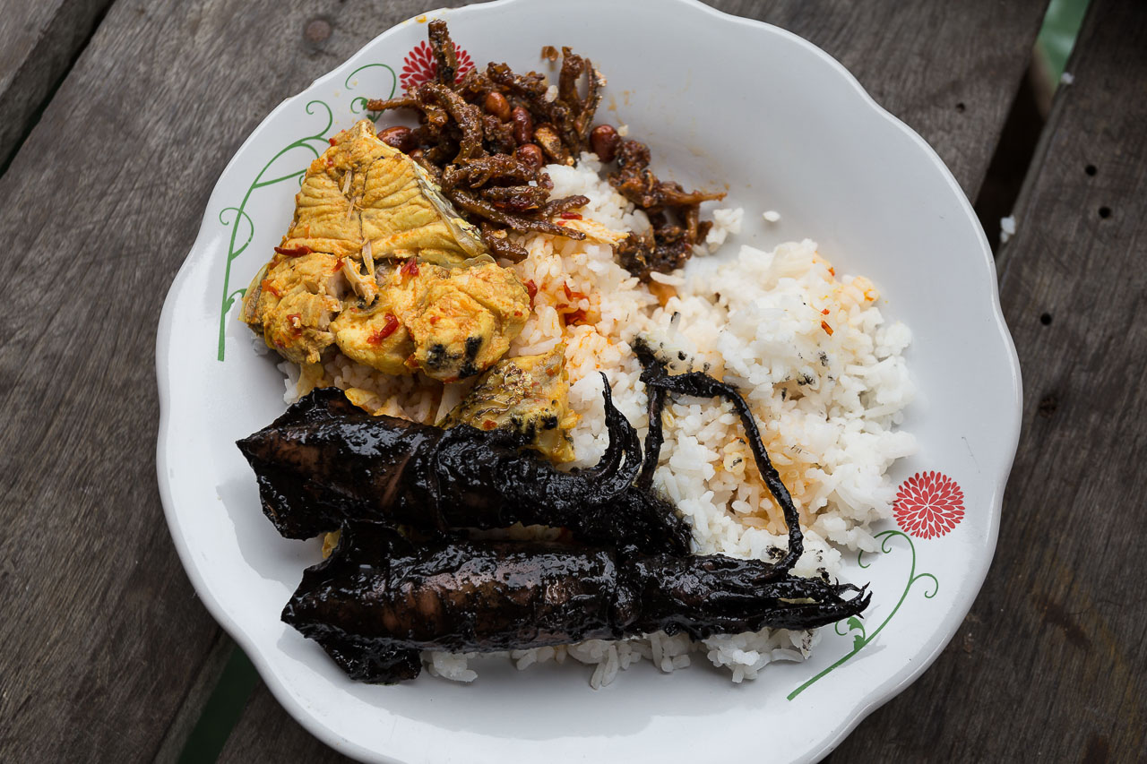 indonesian food fish rice photographer ionescu vlad