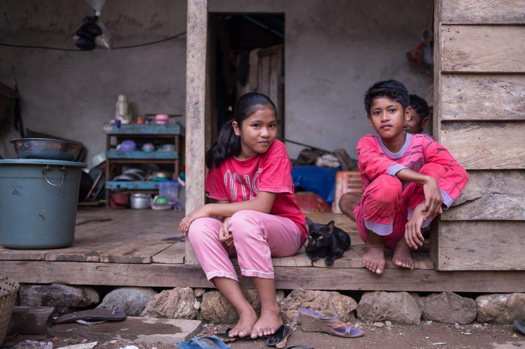 kids local faces kalimantan photographer ionescu vlad
