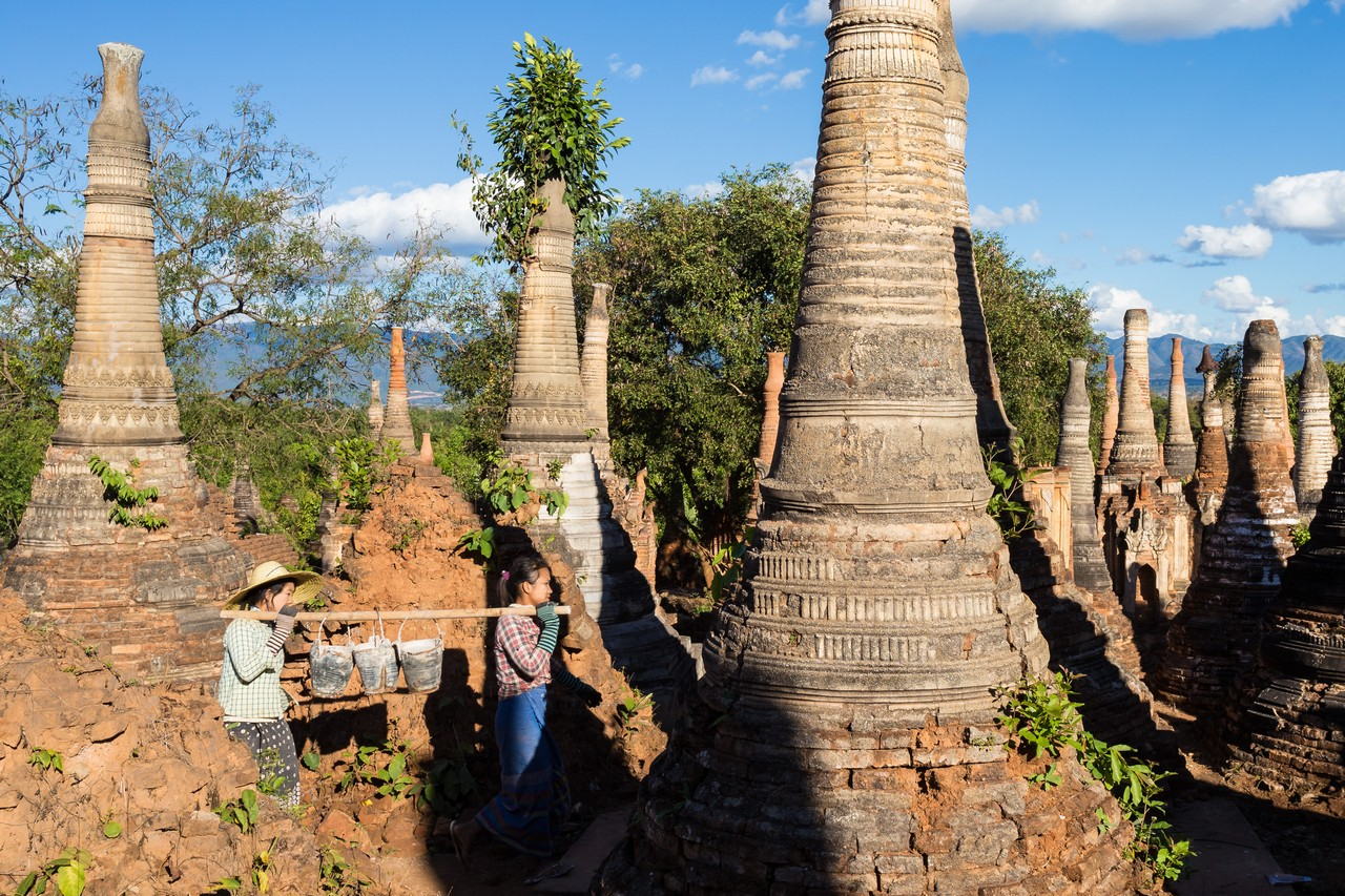 Ionescu Vlad Myanmar Burma travel Photographer InleLake 29