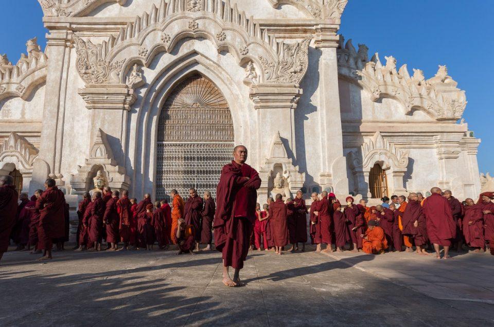 Myanmar. BAGAN – Ananda Festival